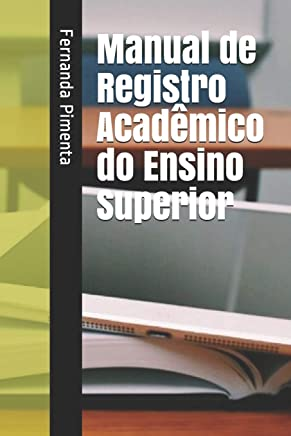 Manual de Registro Acadêmico do Ensino Superior