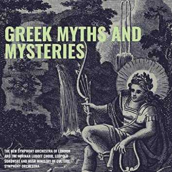 Greek Myths and Mysteries
