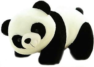 Shopcash Panda Stuffed Soft Plush Toy, Black/White