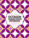 Octagon Graph Paper Notebook: Large essential graph paper worksheet, sketchbook, gaming, organic chemistry and creative crafts, Octagonal Notebook, ... Thanksgiving (Octagonal Graph Paper)