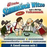 40 Freche Stammtischwitze