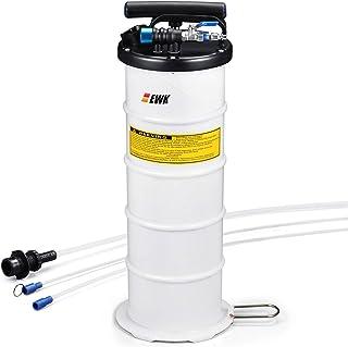 EWK 6.5L Oil Extractor Pump Pneumatic Fluid Evacuator Vacuum Extraction Pump Manual Fluid Extractor