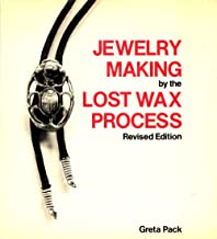 Jewelry making by the lost wax process