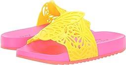 Fluoro Yellow/Pink