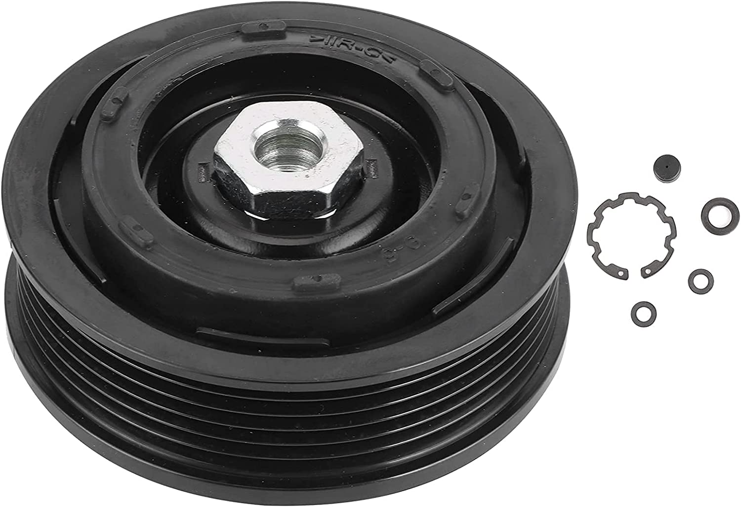 LIXFDJ 6PK Air Conditioning Compressor Special price for a limited time Clu Directly managed store A Clutch C