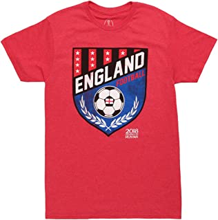 World Cup 2018 England Crest Adult T-Shirt