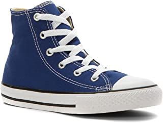 Converse Kid's Chuck Taylor All Star Seasonal Hi Fashion Sneaker Shoe