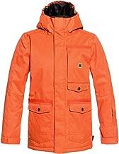 DC Shoes Boys Dc Shoes Servo - Snow Jacket - Boys 8-16 - 12 - Orange Red Orange 12/L
