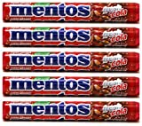 Mentos Fresh Cola From Europe 1.32oz Pack of 5