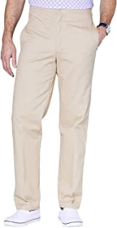 Mens Cotton Elasticated Rugby Trouser Pants with Drawcord