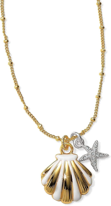 Brighton Sea Dreamer Shell Petite Necklace