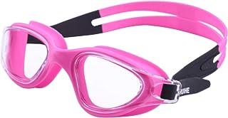 TOPLUS simglasögon vattentät, antidimma, ultraviolett glasögon mjuk silikonnos lämplig för män, kvinnor, tonåringar och barn