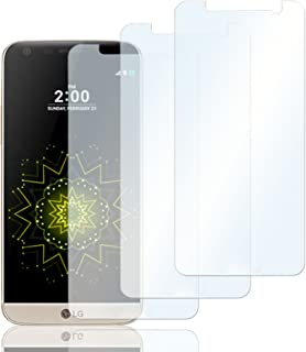 Eximmobile 3X skyddsfolie för LG X Cam-folie   displayskyddsfolie   självhäftande   transparent   inget glas   Flexible folie
