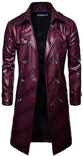 LKOMARKET-革ジャン コート?ジャケット メンズ レザージャケット leather jacket ライダースジャケット ブルゾン pu革ジャン シングル ライダース ジャケット アウター 革 ジャン