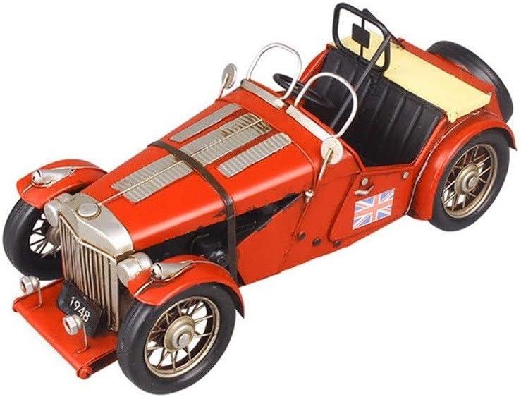 SSBH Retro Iron Sheet Classic quality assurance Cars Model Nostalgic Minneapolis Mall Manua Nordic