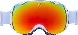 Best zionor x4 ski snowboard snow goggles Reviews