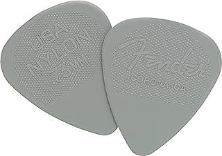 Pacco da 6 pz. X-Heavy Fender/® Tortuga/™ 551 Plettri per chitarra