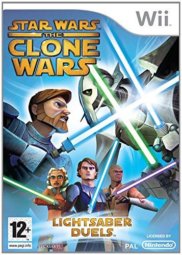 Star Wars - Clone Wars - Lichtschwertduelle