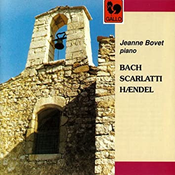 Bach - Scarlatti - Handel