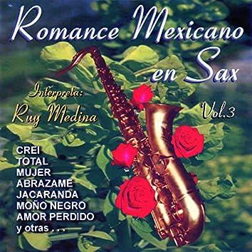 Romance Mexicano en Sax