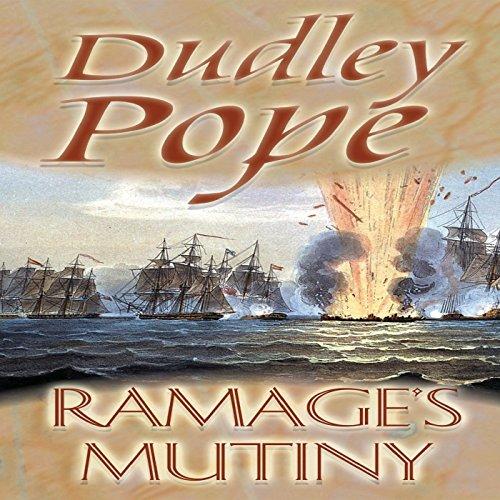 Ramage's Mutiny cover art