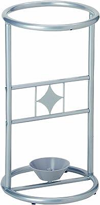 Haku Möbel 49766 Porte Parapluies Aluminium 53 cm