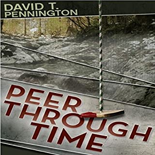 Peer Through Time audiobook cover art