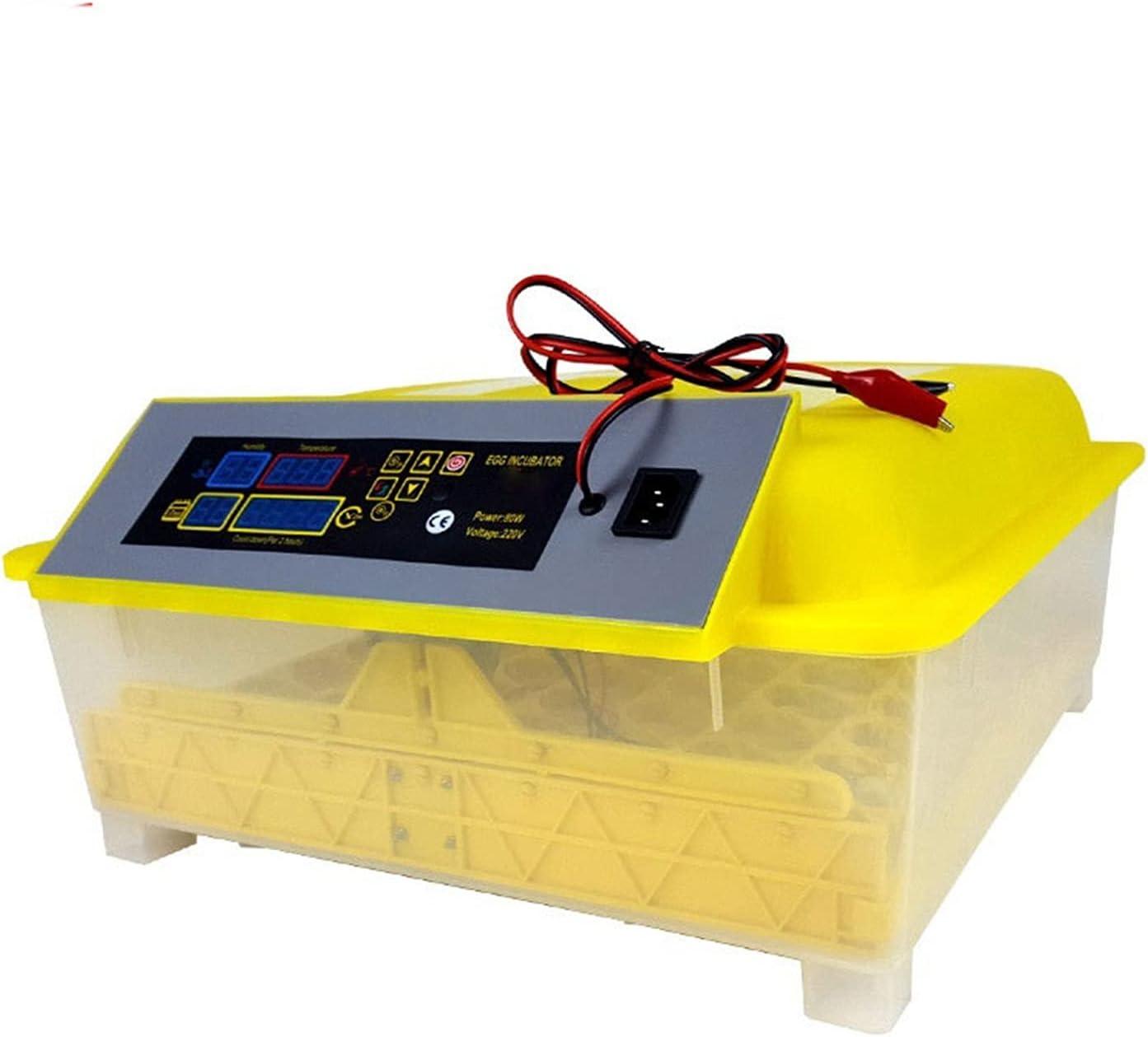 HUACHEN-LS Automatic Egg Max 43% OFF Incubator 56 Power Cheap bargain Dual Chi Incubators