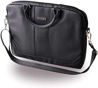 Guess Saffiano Look Computer Bag