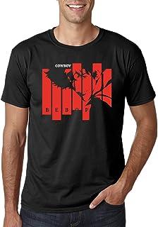 Jazz Bebop Cowboy - Camiseta Hombre Manga Corta
