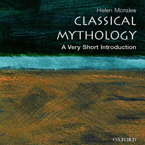 Classical Mythology: A Very Short Introduction audiobook cover art