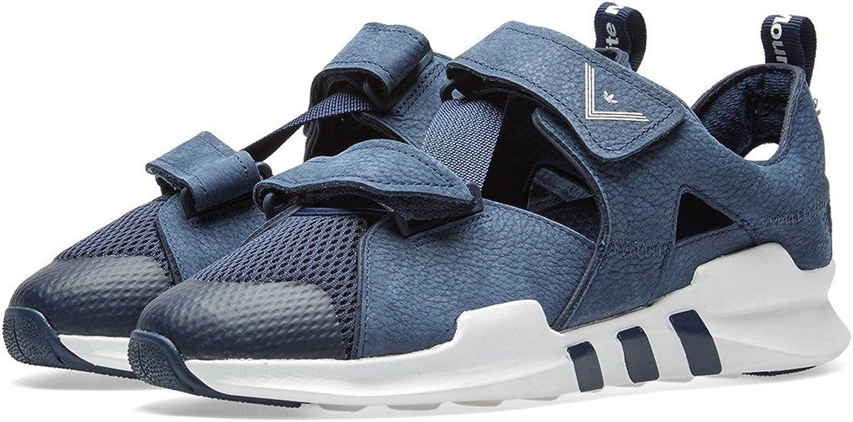 Adidas WM Advanced Sandal Mens Fashion-Sneakers BB2742 Navy White