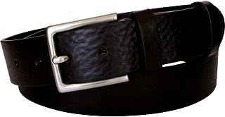 ESPERANTO Cintura in cuoio di toro bottalato altezza 4 cm