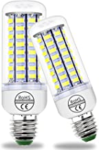 E27 LED-lamp 10W Edison gloeilamp 7W/12W/15W/18W/20W/25W schroef halogeen lamp gelijkwaardig Cool White 6500K Super Bright...