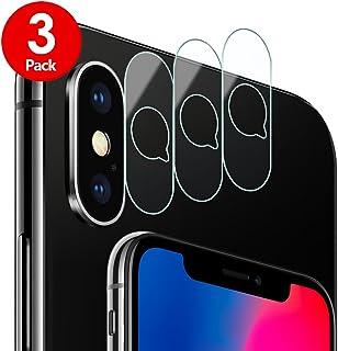 Color Protector Cámara iPhoneX/XS/iPhone XS MAX Cámara Trasera Lente Pantalla para iPhone X Cristal Vidrio Templado para iPhoneX/10/XS/iPhone XS MAX