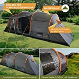 Zoom IMG-1 skandika trivelig tenda de campeggio