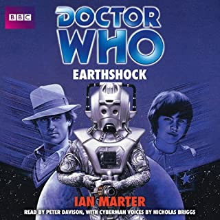 Doctor Who: Earthshock cover art