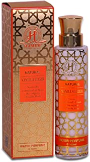 HAMIDI OUD & PERFUMES NATURAL VANILLA ELIXR 100ML For Unisex 100ml - Eau de Parfum