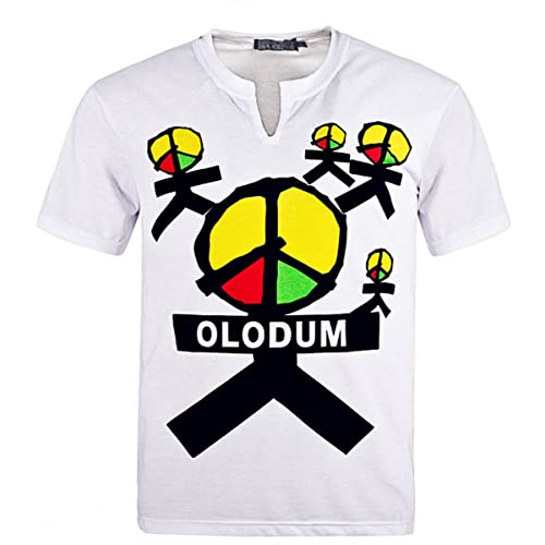 6af9f0c5c816 for Michael Jackson Olodum T-Shirt Mj Costume They Don t Care About Us