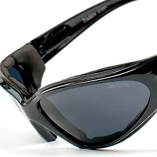 <h2>Verdster TourDePro POLARISIERTE Sonnenbrillen für Herren - ideal zum Fahren, Angeln oder für Motorrad - UV geschützter, verbesserter, komfortabler, faltbarer Rahmen Schwarz</h2>