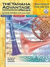 PT-YBM002-04 - The Yamaha Advantage Primer - Flute/Oboe/Keyboard Percussion