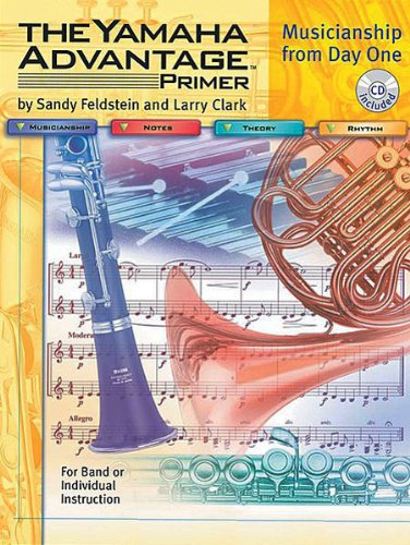 PT-YBM003-08 - The Yamaha Advantage Primer - Clarinet