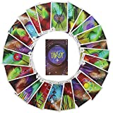 If you wish to experience reading tarot cards, this pack is ideal and suitable for both new and veteran tarot card readers The tarot card deck is available with a booklet that helps in understanding the illustrations with great ease. The beginners' t...