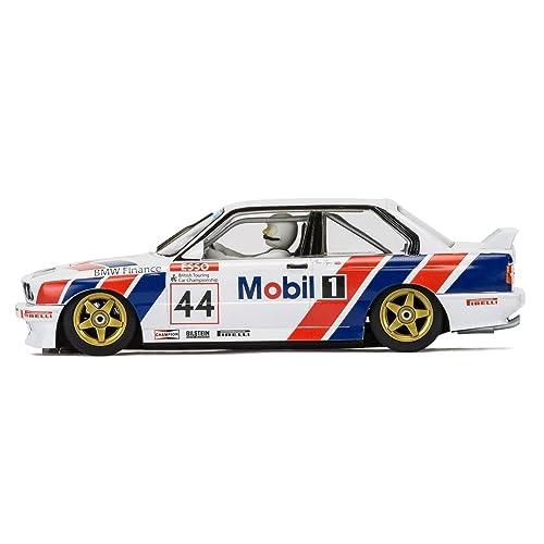 SuperSlot - Coche Slot, BMW E30 M3 Steve Soper (Hornby H3782)