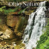 Ohio Nature 2020 12 x 12 Inch Monthly Square Wall Calendar with Foil Stamped Cover, USA United States of America Midwest State Nature (English, French and Spanish Edition)