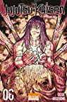 Jujutsu Kaisen, tome 6 par Akutami