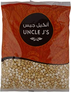 Uncle J's Roasted Chana, 1 kg