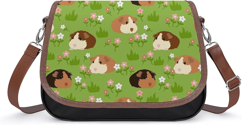 Shoulder Bag Cute 5% OFF Pet Guinea B Leather Limited Special Price Satchel Pig Messenger
