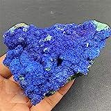 Minerale Azzurrite Pietra Guarigione Del Chakra Grezzo Pietra Feng Shui Collezione Gemme Campioni Insegnamento