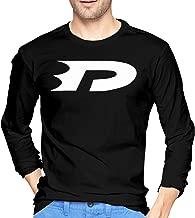 Taemitrs Danny Phantom Men's Long Sleeve Classic Funny T-Shirt Fashion Tee